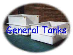 general plastic tanks